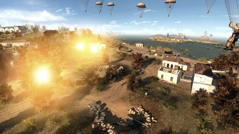 Screenshot 3 - Men of war: Assault Squad 2 - Airborne