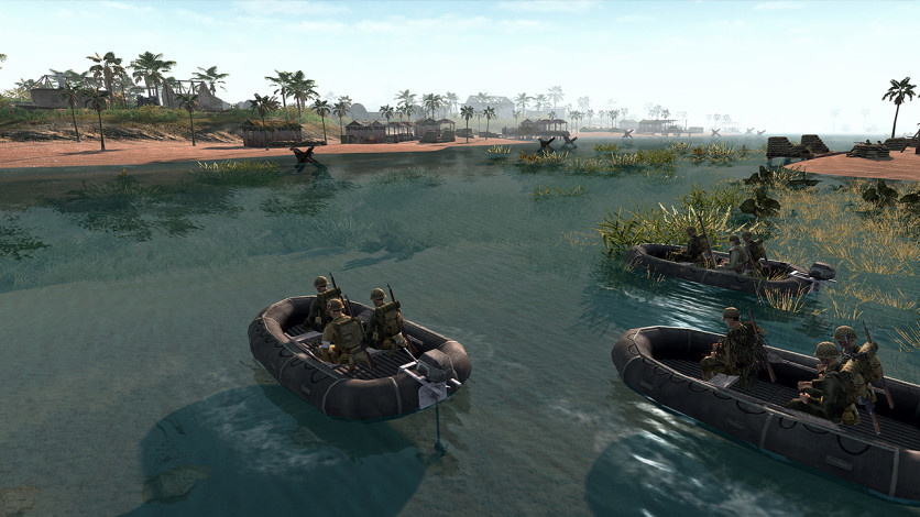 Screenshot 6 - Men of war: Assault Squad 2 - Airborne