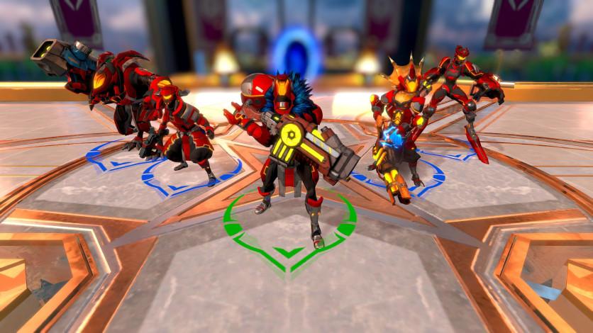 Screenshot 8 - Games of Glory - Guardians Pack