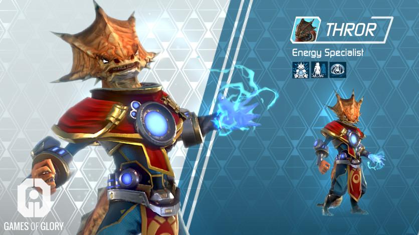 Screenshot 4 - Games of Glory - Guardians Pack