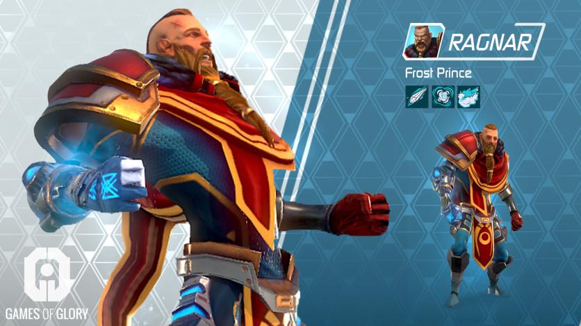 Screenshot 2 - Games of Glory - Guardians Pack