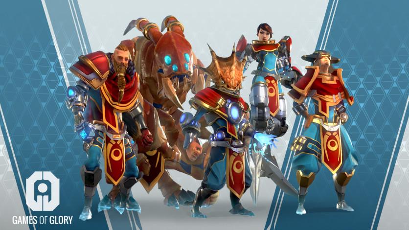 Screenshot 1 - Games of Glory - Guardians Pack
