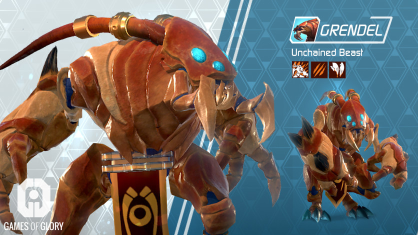 Screenshot 3 - Games of Glory - Guardians Pack