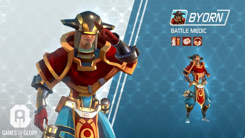 Screenshot 6 - Games of Glory - Guardians Pack