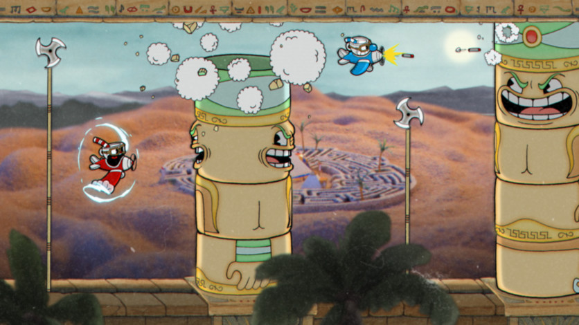 Screenshot 3 - Cuphead