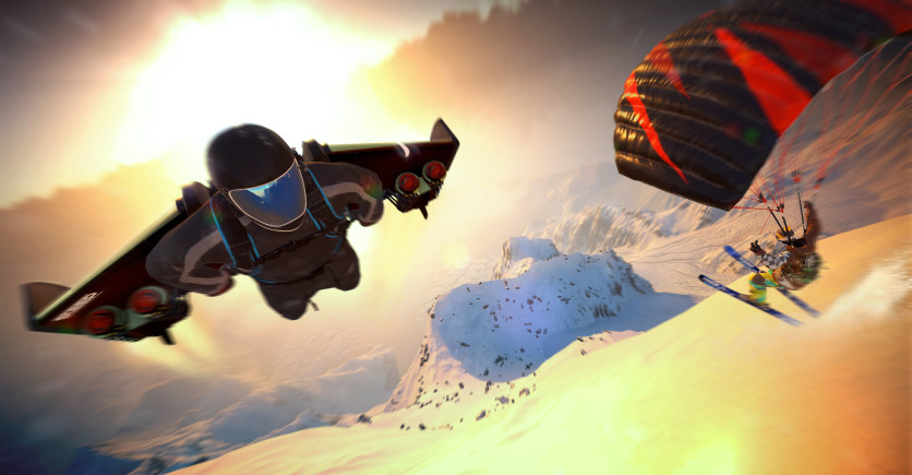 Screenshot 2 - Steep - Extreme Pack