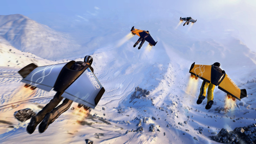 Screenshot 4 - Steep - Extreme Pack