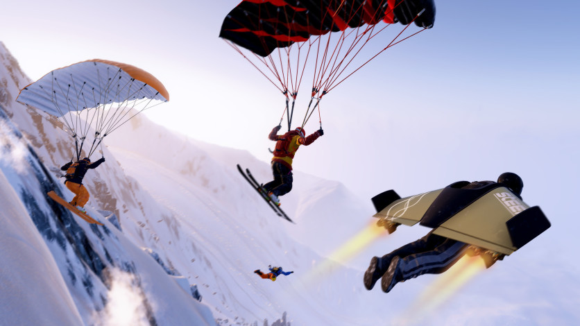 Screenshot 1 - Steep - Extreme Pack