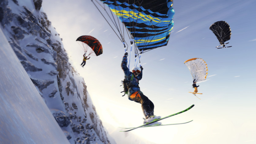 Screenshot 3 - Steep - Extreme Pack