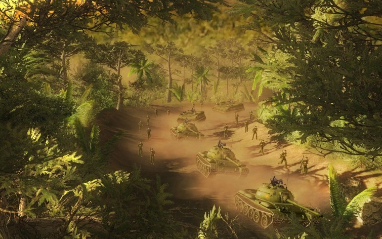 Screenshot 5 - Men of War: Vietnam