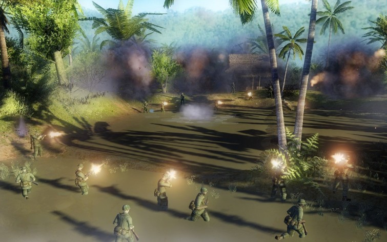 Screenshot 8 - Men of War: Vietnam