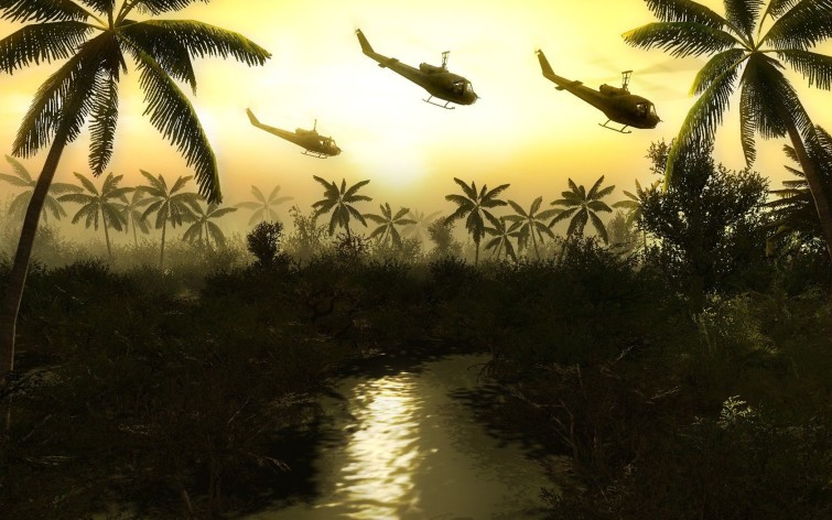 Screenshot 2 - Men of War: Vietnam