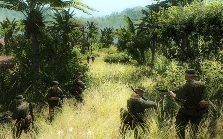 Screenshot 10 - Men of War: Vietnam