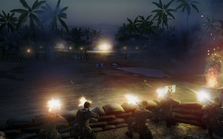 Screenshot 7 - Men of War: Vietnam