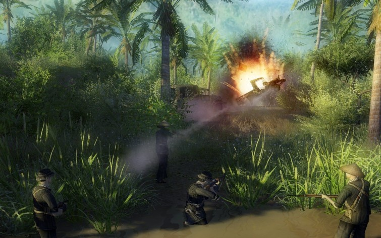 Screenshot 9 - Men of War: Vietnam