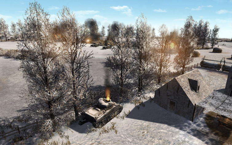 Screenshot 4 - Men of War: Assault Squad - MP Supply Pack Charlie