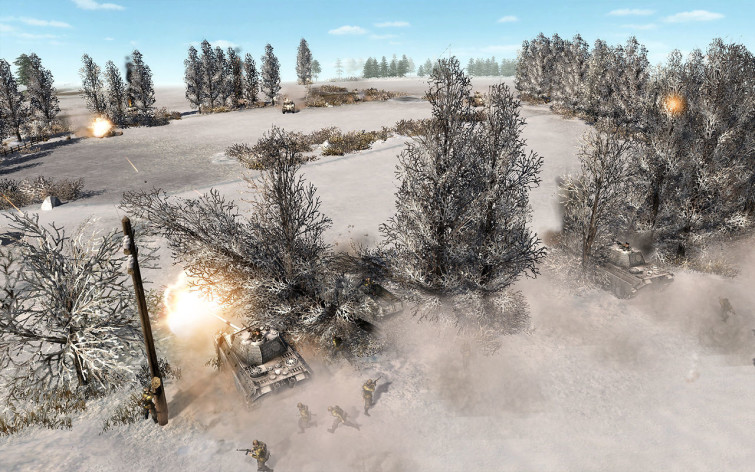 Screenshot 3 - Men of War: Assault Squad - MP Supply Pack Charlie