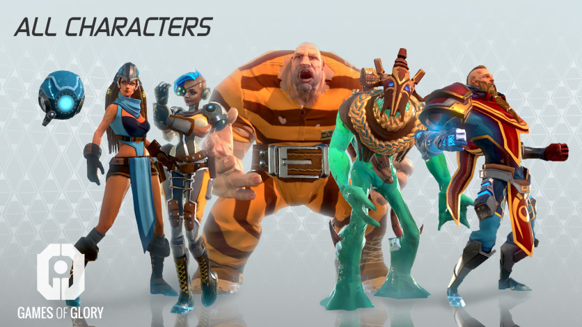 Screenshot 1 - Games of Glory - Gladiators Pack