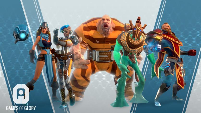 Screenshot 2 - Games of Glory - Gladiators Pack