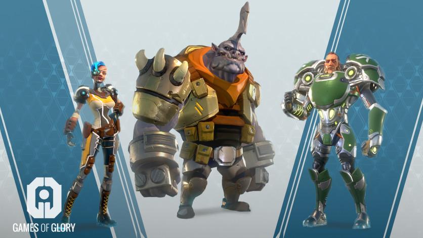 Screenshot 4 - Games of Glory - Gladiators Pack