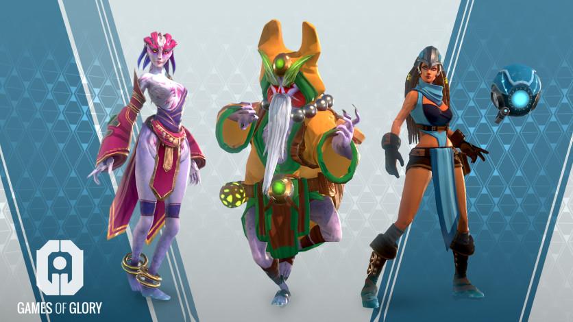 Screenshot 5 - Games of Glory - Gladiators Pack