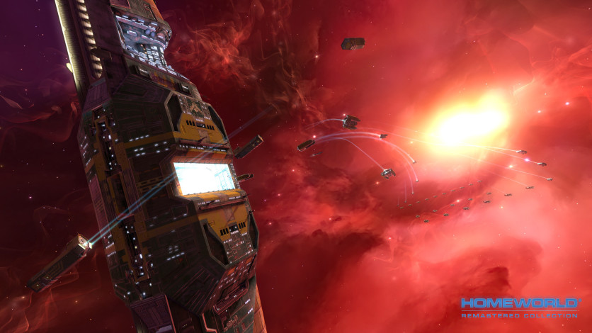 Screenshot 13 - Homeworld Remastered Collection