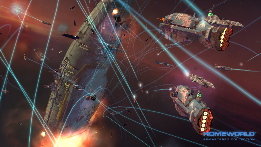 Screenshot 6 - Homeworld Remastered Collection