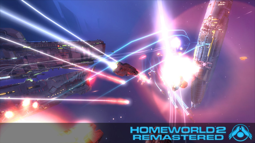 Screenshot 17 - Homeworld Remastered Collection