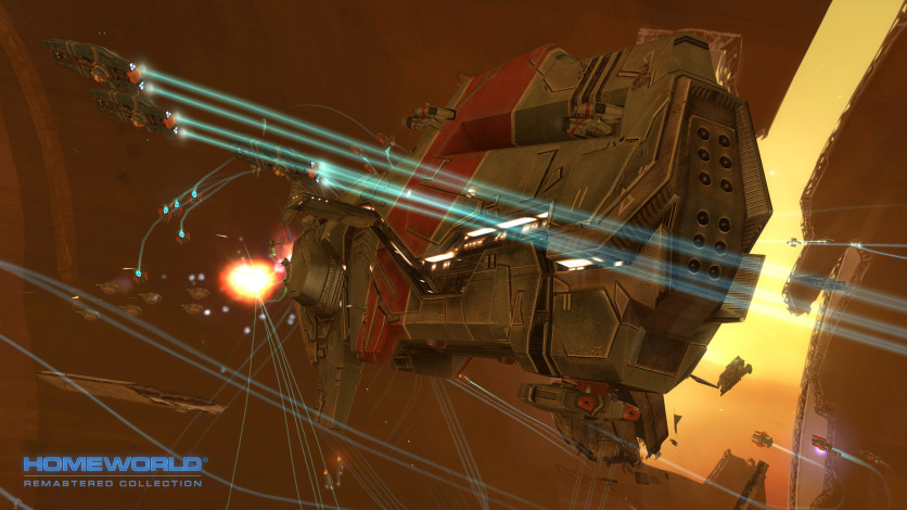 Screenshot 10 - Homeworld Remastered Collection