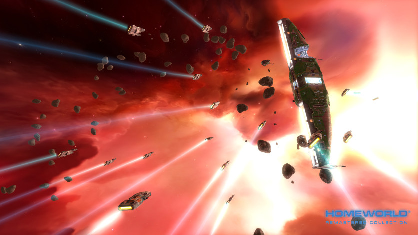 Screenshot 3 - Homeworld Remastered Collection