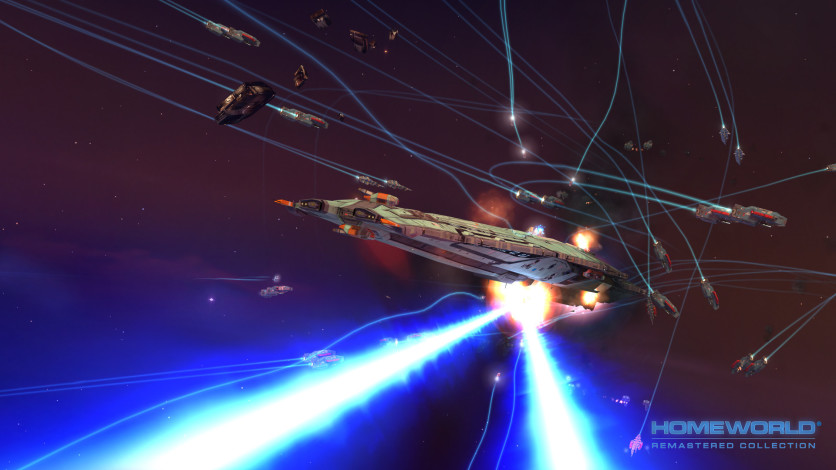 Screenshot 12 - Homeworld Remastered Collection