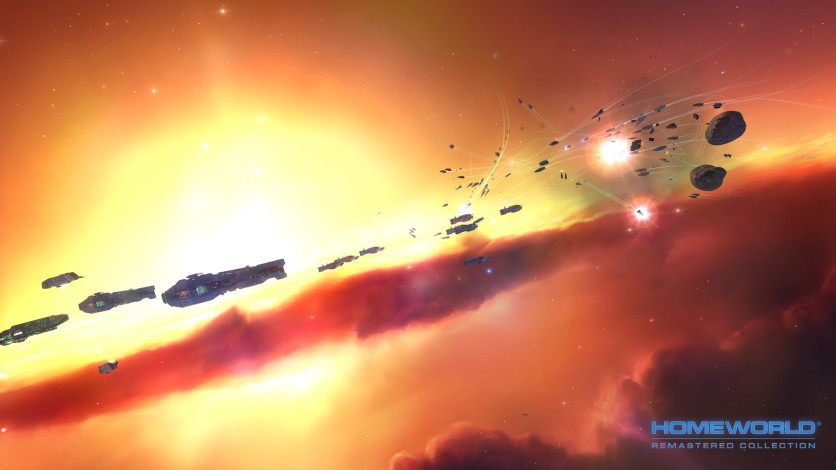 Screenshot 11 - Homeworld Remastered Collection