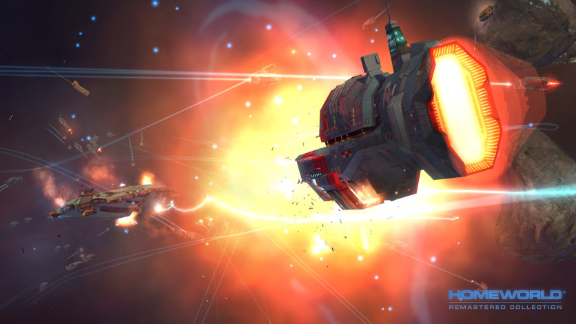 Screenshot 4 - Homeworld Remastered Collection