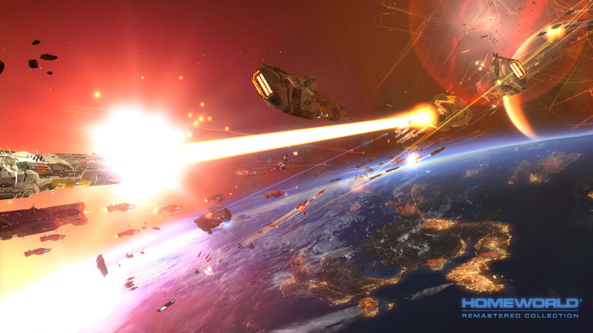 Screenshot 5 - Homeworld Remastered Collection