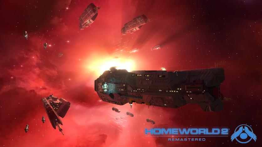 Screenshot 19 - Homeworld Remastered Collection