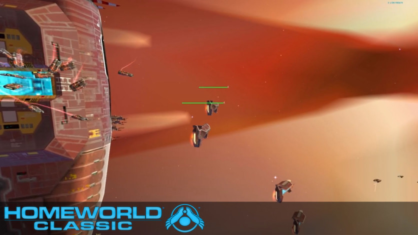Screenshot 7 - Homeworld Remastered Collection