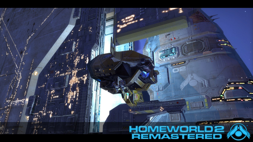 Screenshot 14 - Homeworld Remastered Collection