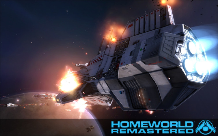 Screenshot 16 - Homeworld Remastered Collection