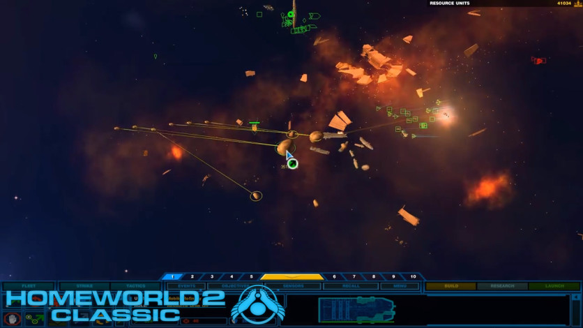 Screenshot 8 - Homeworld Remastered Collection