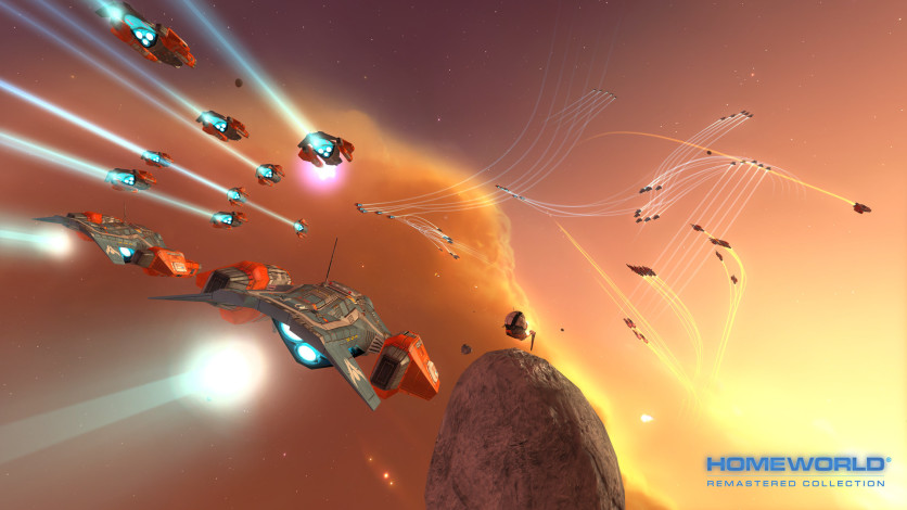 Screenshot 9 - Homeworld Remastered Collection
