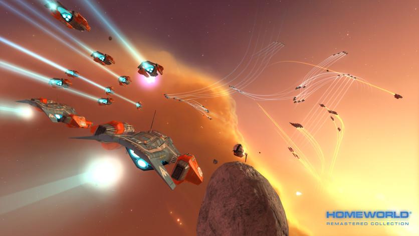 Screenshot 9 - Homeworld Remastered Collection