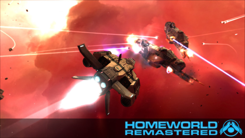 Screenshot 15 - Homeworld Remastered Collection