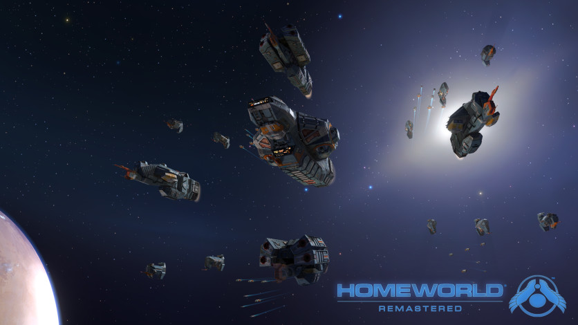 Screenshot 18 - Homeworld Remastered Collection