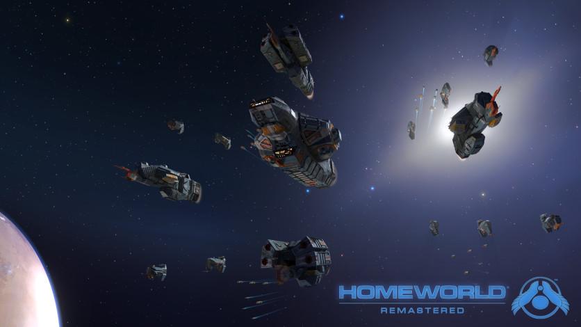 Screenshot 18 - Homeworld Remastered Collection