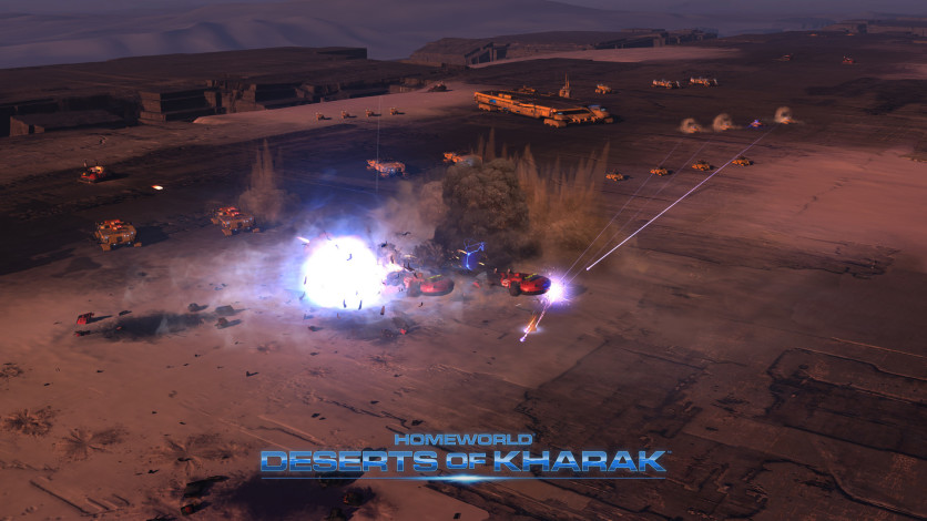 Screenshot 6 - Homeworld: Deserts of Kharak
