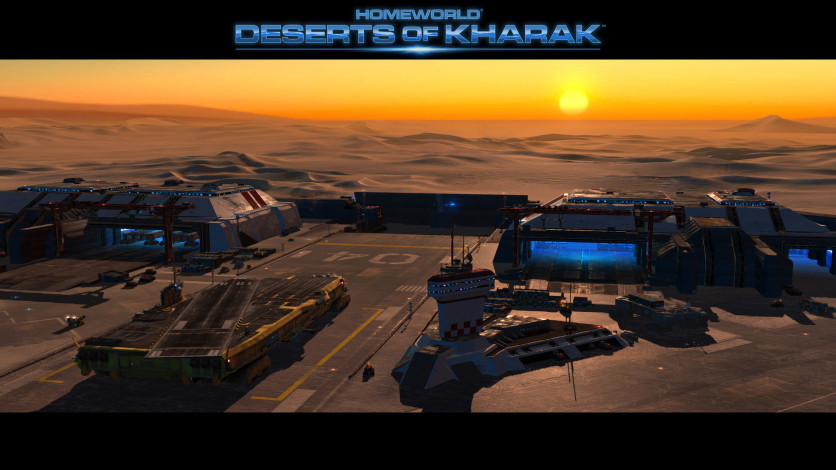 Screenshot 7 - Homeworld: Deserts of Kharak