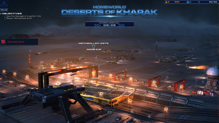 Screenshot 4 - Homeworld: Deserts of Kharak