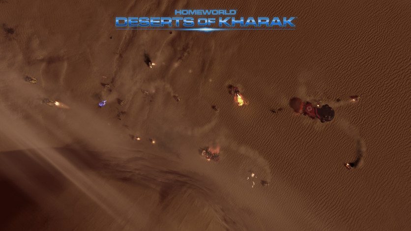 Screenshot 9 - Homeworld: Deserts of Kharak