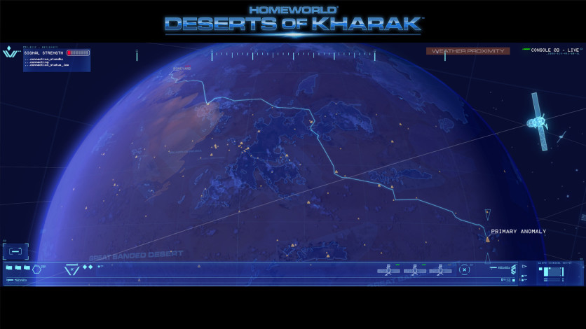 Screenshot 2 - Homeworld: Deserts of Kharak