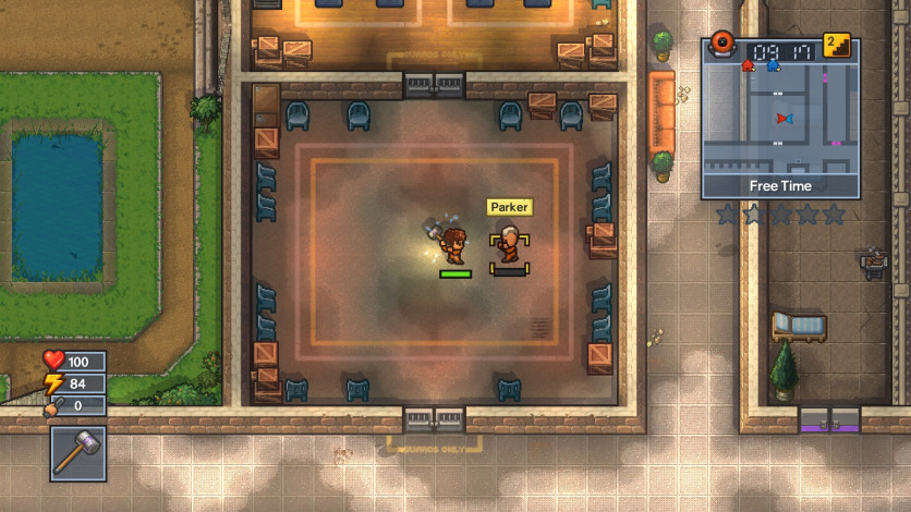 Screenshot 11 - The Escapists 2